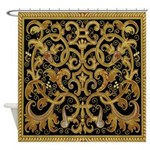 Regal Tapestry Shower Curtain