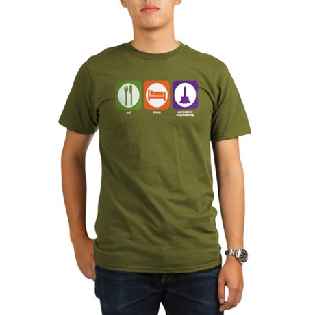 Eat Sleep Aerospace T-Shirt