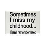 Sometimes I miss my Childhood Magnets