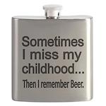 Sometimes I miss my Childhood Flask