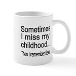 Sometimes I miss my Childhood Mugs