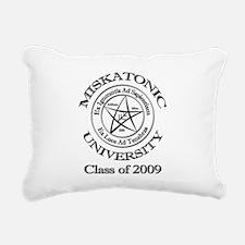 Class of 2009 Rectangular Canvas Pillow