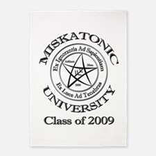 Class of 2009 5'x7'Area Rug