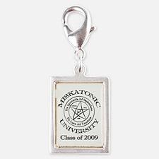 Class of 2009 Silver Portrait Charm