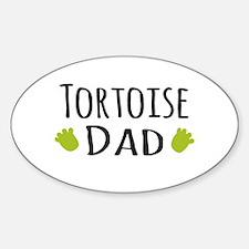 Tortoise Dad Decal