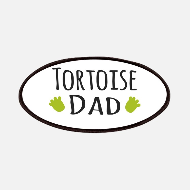 Tortoise Dad Patches