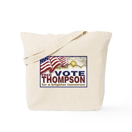 Fred Thompson 2008 Tote Bag