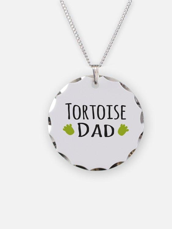 Tortoise Dad Necklace