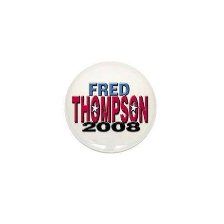 Fred Thompson 2008 Mini Button