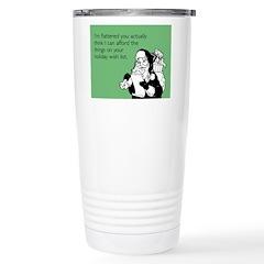 Wish List Travel Mug