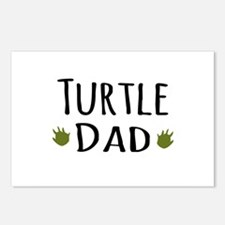Turtle Dad Postcards (Package of 8)