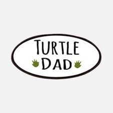 Turtle Dad Patches