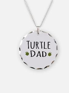 Turtle Dad Necklace