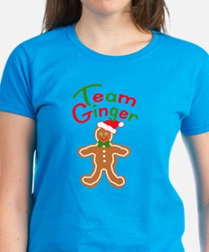 Team Ginger Gingerbread Tee