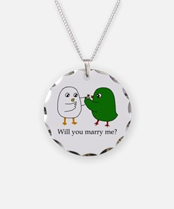 Will You Marry Me? Necklace