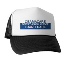 Obamacare Beats the Hell Out of I Don't Care Truck