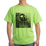 Green T-Shirt Tucan/Elephant