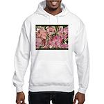 Tulip - crocus flower Hooded Sweatshirt