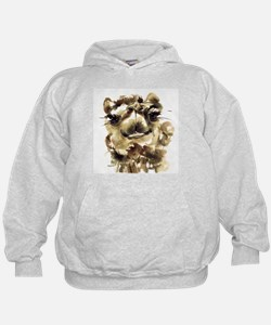 Ostrich and Camel, Hoodie