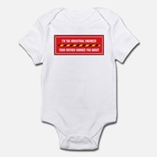 I'm the Engineer Infant Bodysuit
