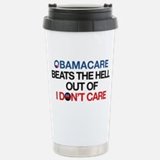 Obamacare Beats the Hell Out of I Don't Care Trave