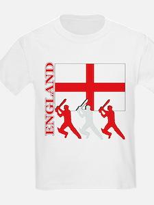 England Cricke T-Shirt