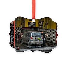 carwash Ornament