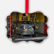 carwash Ornament