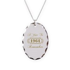 1964 A Year To Remember Necklace