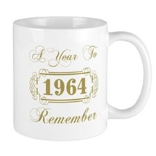 1964 A Year To Remember Mug