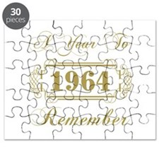 1964 A Year To Remember Puzzle