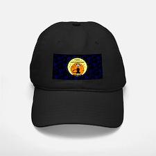 Halloween Black Cat Baseball Hat