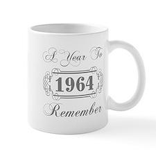 1964 A Year To Remember Mug