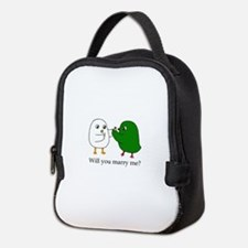 Will you marry me? Neoprene Lunch Bag