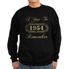 1954 A Year To Remember Sweatshirt