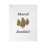 Morel Junkie Twin Duvet