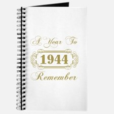 1944 A Year To Remember Journal