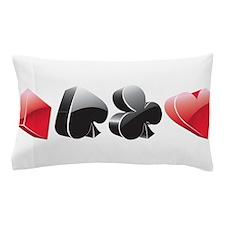 poker4 Pillow Case