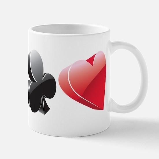 poker4 Mugs