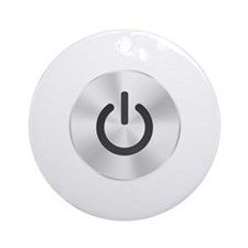 power1 Ornament (Round)