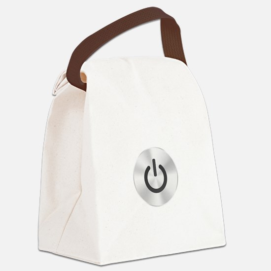 power1 Canvas Lunch Bag