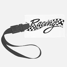 racing1 Luggage Tag