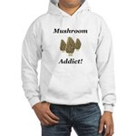 Mushroom Addict Hooded Sweatshirt