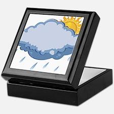 rainy1 Keepsake Box