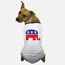 repubelephant1 Dog T-Shirt