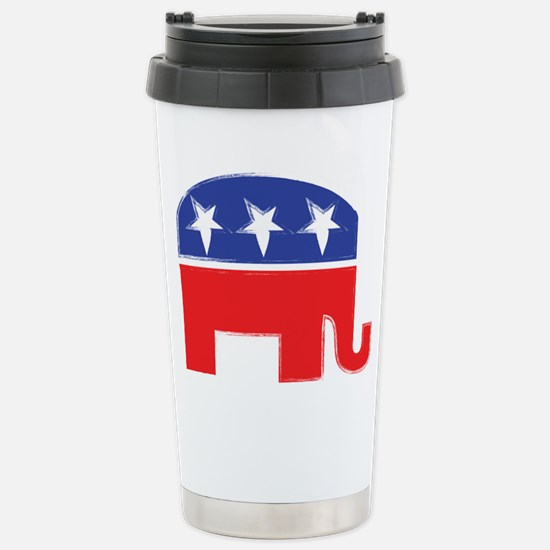 repubelephant1 Travel Mug