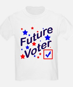 Future Voter Light T-Shirt