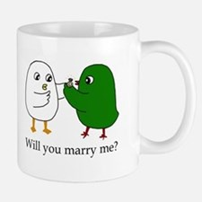 Will you marry me? Mugs