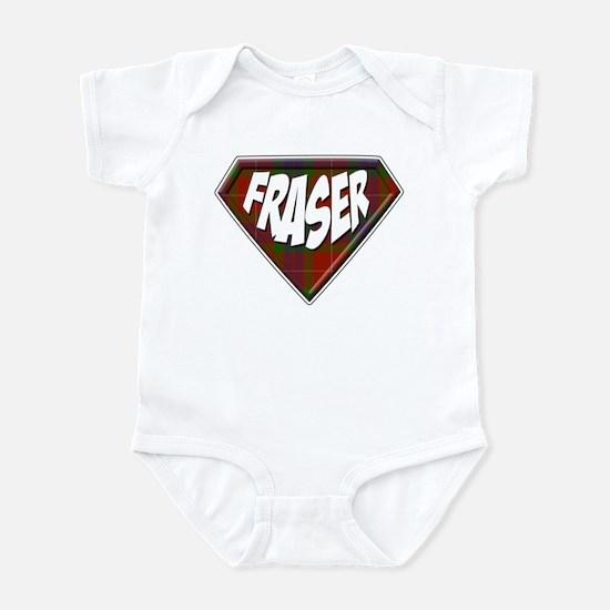 Fraser Superhero Infant Bodysuit