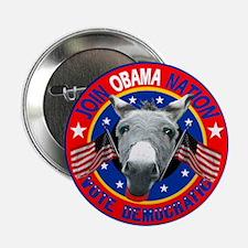 OBAMA NATION Button